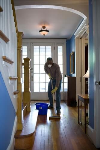 Cleaning company in Florida